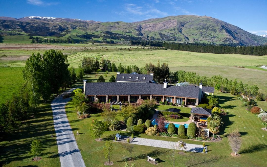 Wanaka Luxury Lodge – Lime Tree Lodge