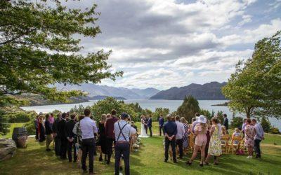 Olive Grove Wedding Venue in Wanaka