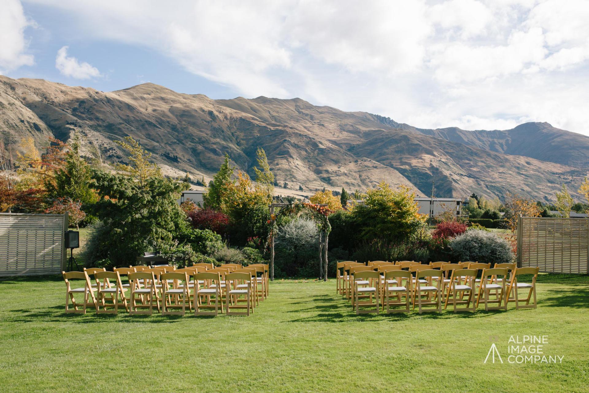 Fantail Weddings Wanaka - Wedding The Venue