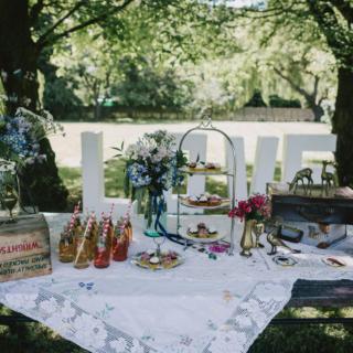 Fantail Weddings Styling Queenstown