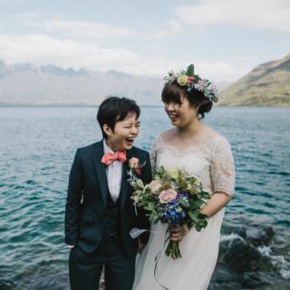 Fantail Weddings Wedding Flowers Queenstown