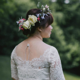 Fantail Weddings Floral Head - Queenstown and Wanaka