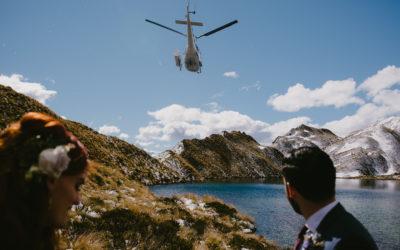 Wanaka Wedding Activities – Alpine Heli