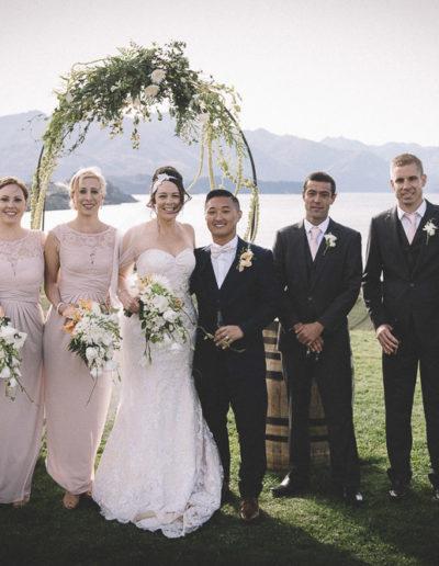 Rippon Summer Wedding Wanaka