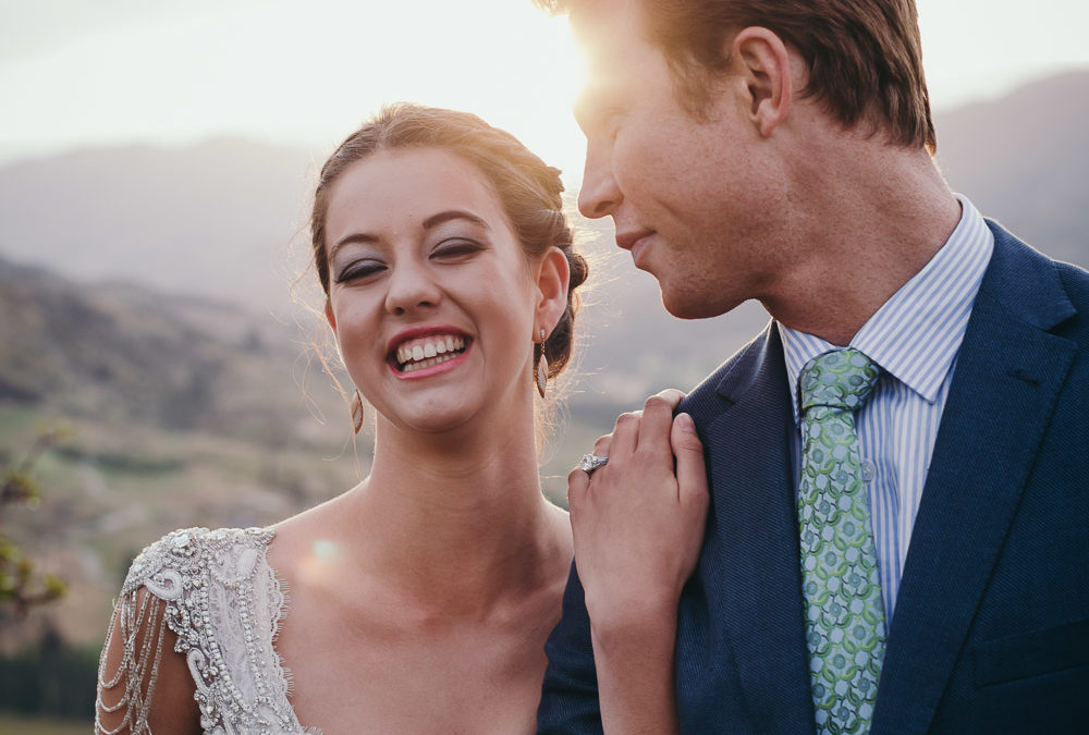 Natural makeup for your wedding to leave you looking luminous.