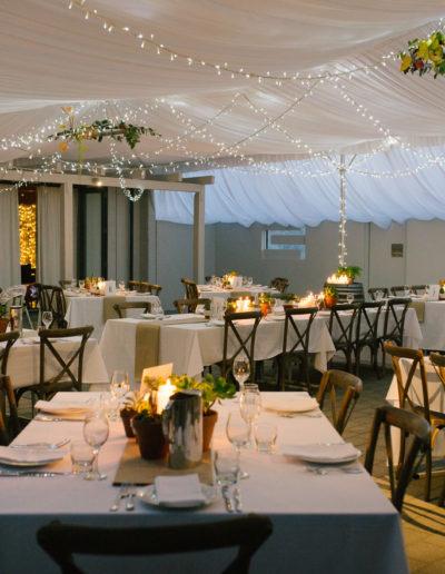 The Venue in Autumn - Wanaka Wedding Stylist