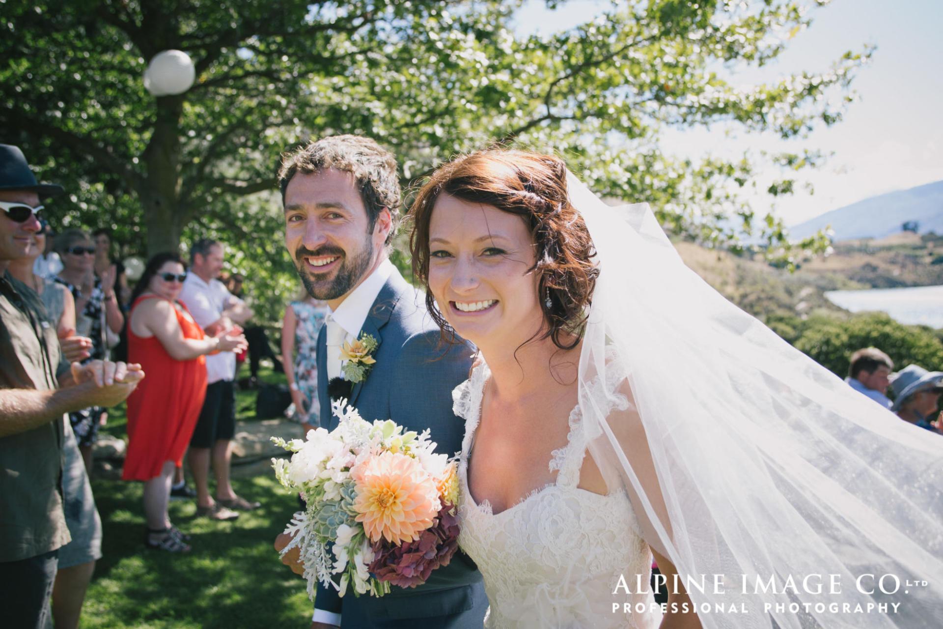 Fantail Weddings Flowers Wanaka