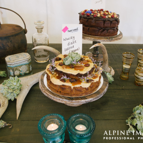 Fantail Weddings Wanaka and Queenstown - Cake