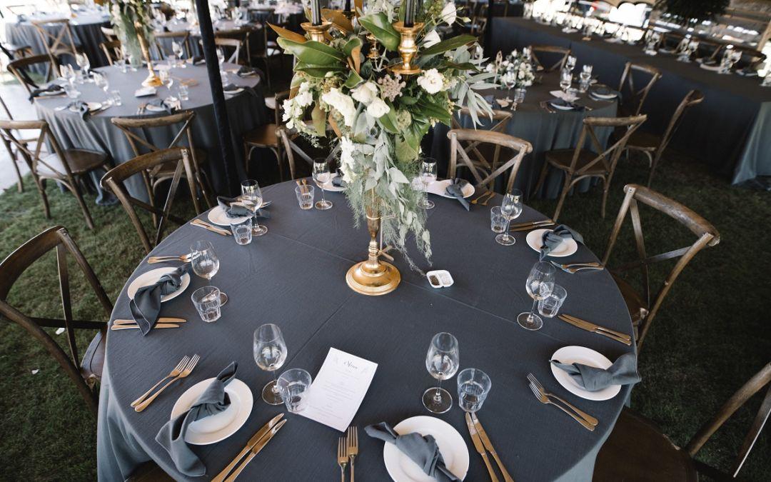 Creating a wedding gift registry