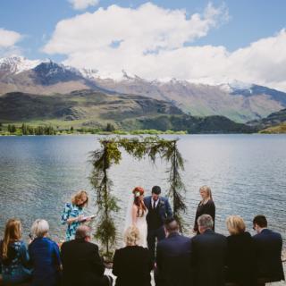 wedding planner and stylist