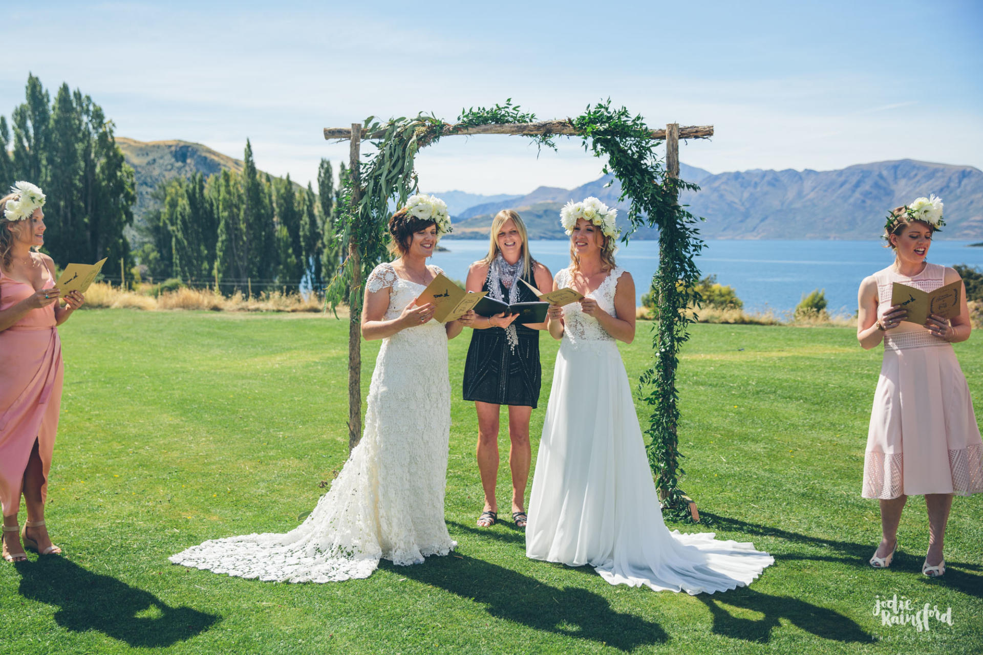 Glendhu Bay wedding planner