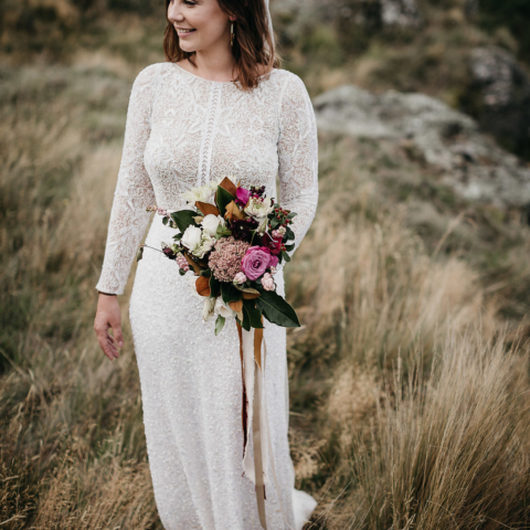 Wanaka and Queenstown wedding florist