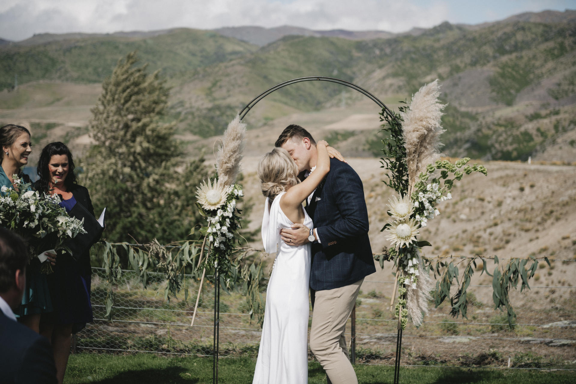 Wanaka and Queenstown wedding styling, planning and florals