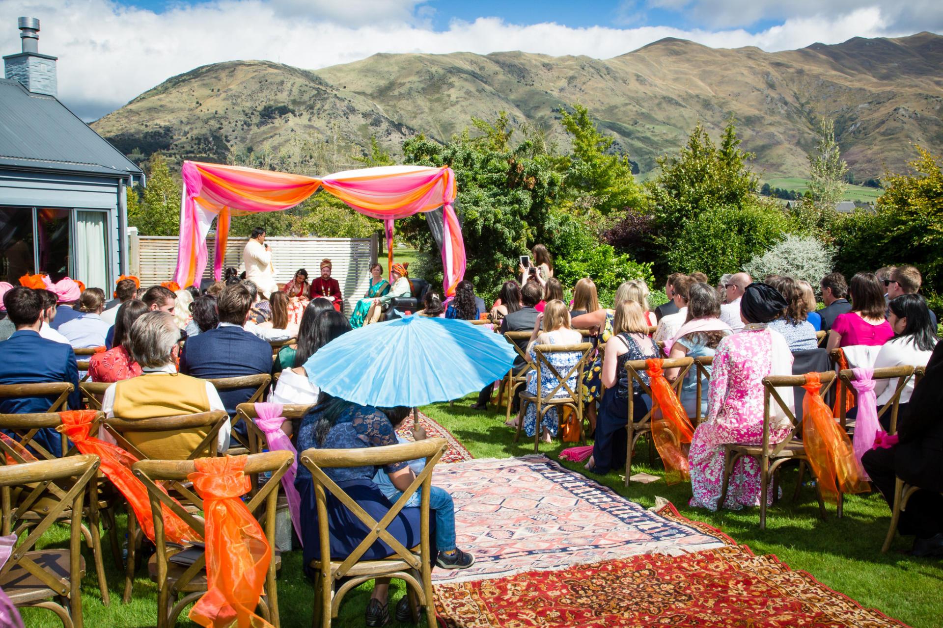 Wanaka Wedding planning and styling
