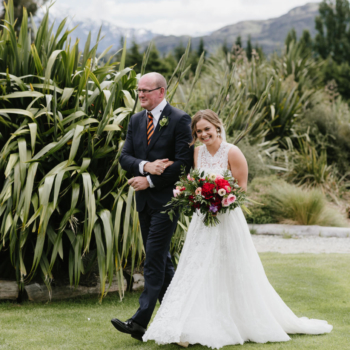 Glendhu Bay Wanaka Wedding Venue