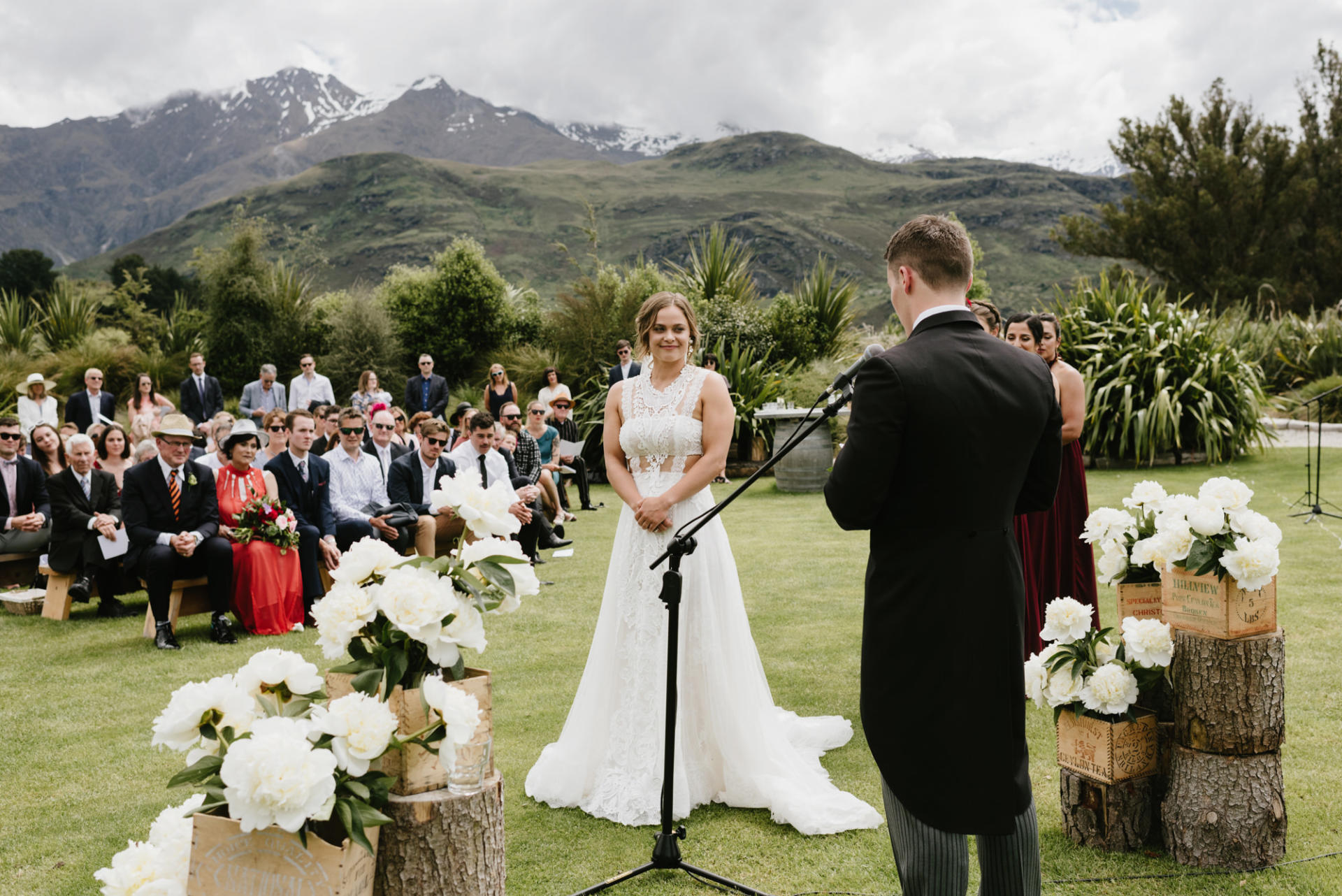 Wanaka and Queenstown wedding styling