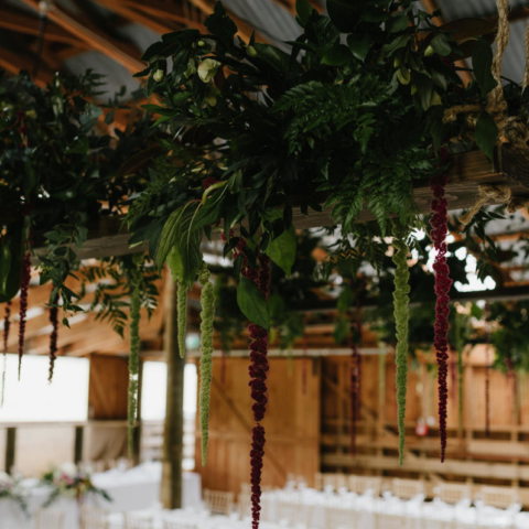 Wanaka wedding florist