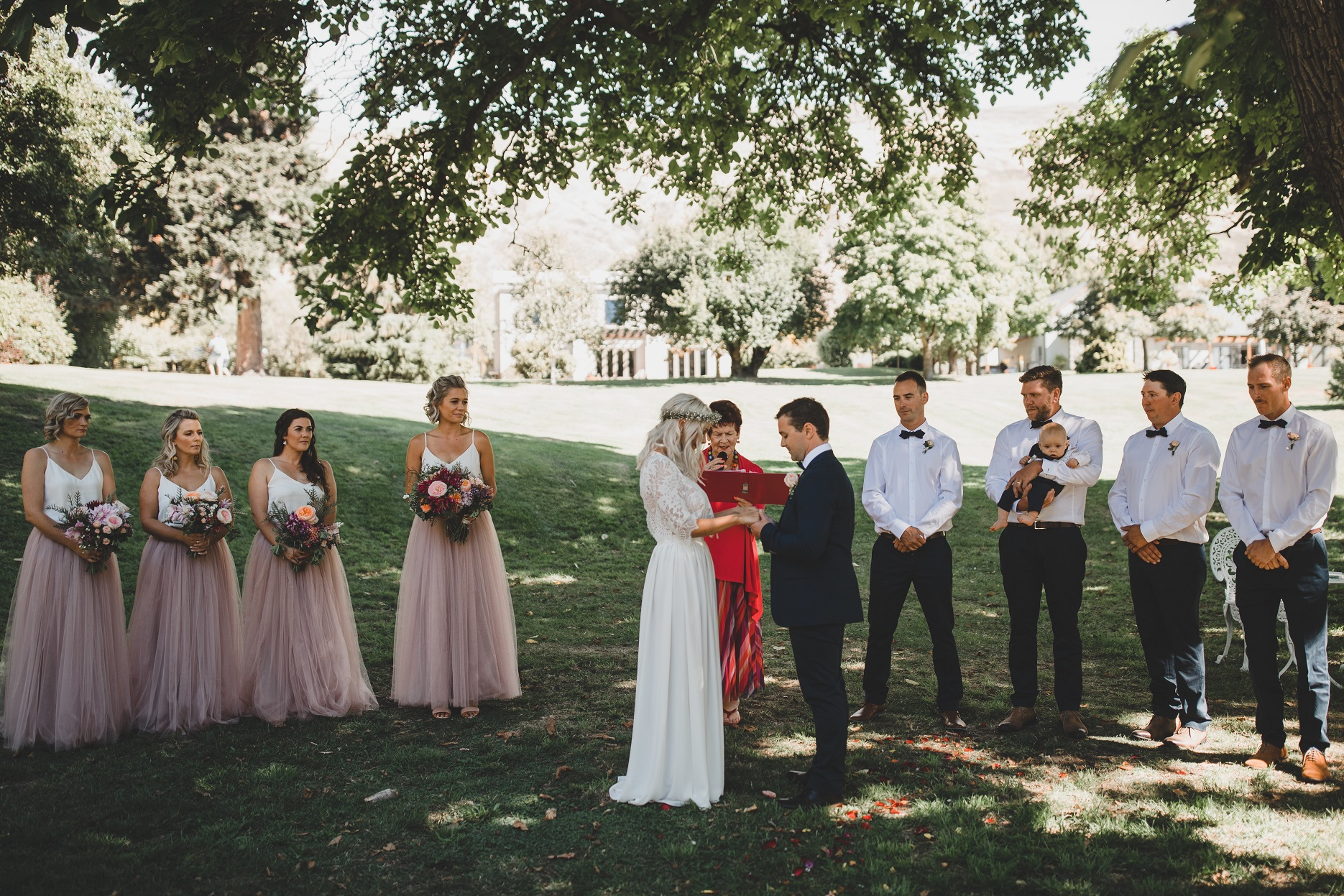 Queenstown and Wanaka wedding planning, styling and florals
