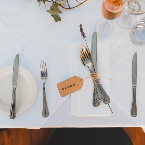 Queenstown wedding styling