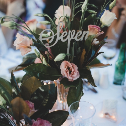 Wanaka wedding florals